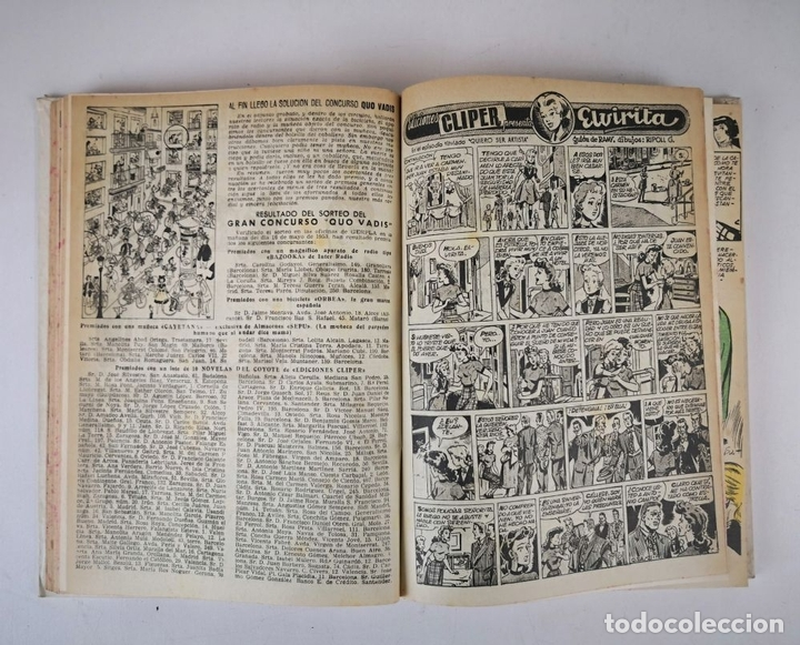 Tebeos: COLECCIÓN DE FLORITA. 145 REVISTA PARA NIÑAS. EDIT CLIPER. ESPAÑA. CIRCA 1950. - Foto 4 - 139546206