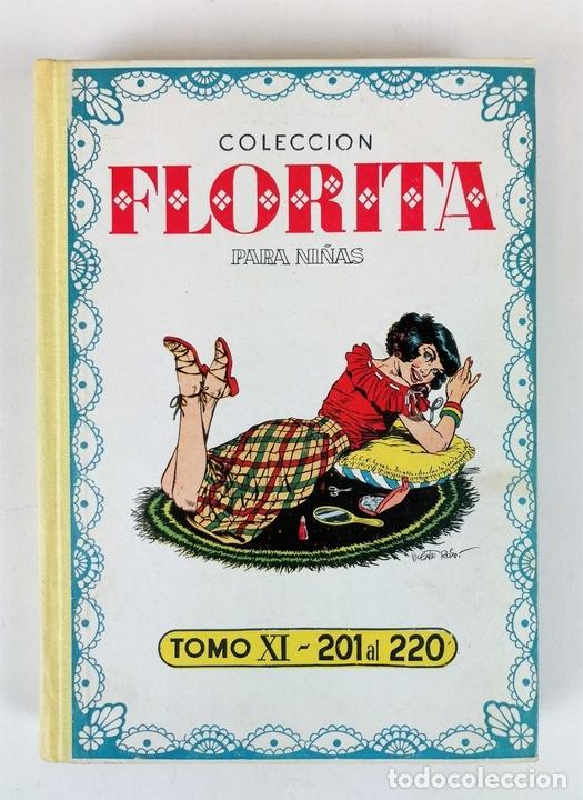 Tebeos: COLECCIÓN DE FLORITA. 145 REVISTA PARA NIÑAS. EDIT CLIPER. ESPAÑA. CIRCA 1950. - Foto 7 - 139546206