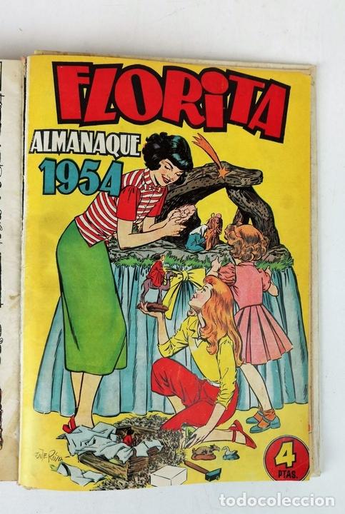 Tebeos: COLECCIÓN DE FLORITA. 145 REVISTA PARA NIÑAS. EDIT CLIPER. ESPAÑA. CIRCA 1950. - Foto 10 - 139546206