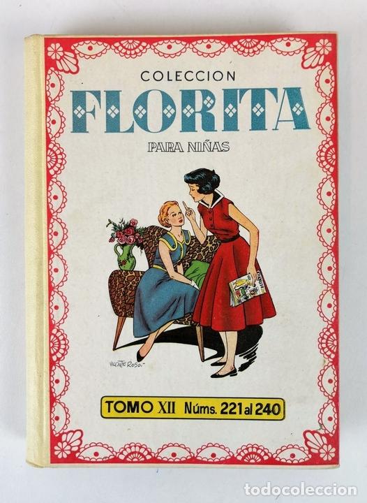 Tebeos: COLECCIÓN DE FLORITA. 145 REVISTA PARA NIÑAS. EDIT CLIPER. ESPAÑA. CIRCA 1950. - Foto 12 - 139546206