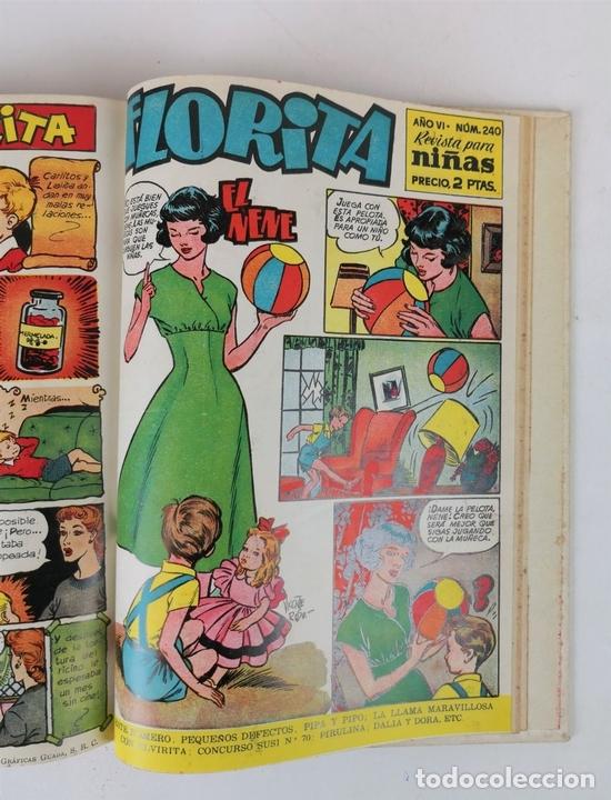 Tebeos: COLECCIÓN DE FLORITA. 145 REVISTA PARA NIÑAS. EDIT CLIPER. ESPAÑA. CIRCA 1950. - Foto 14 - 139546206