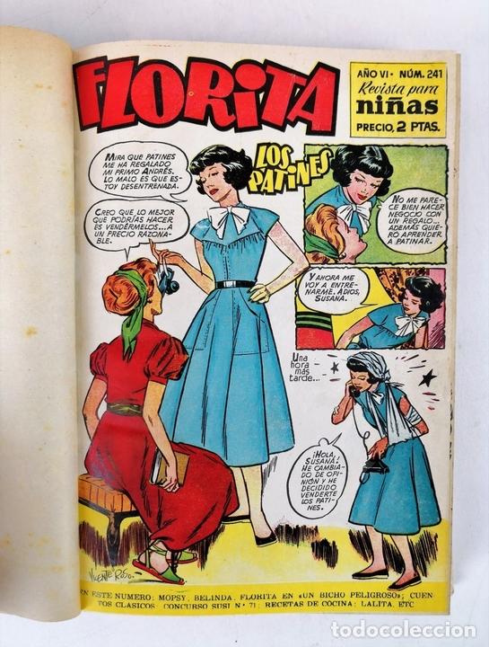 Tebeos: COLECCIÓN DE FLORITA. 145 REVISTA PARA NIÑAS. EDIT CLIPER. ESPAÑA. CIRCA 1950. - Foto 17 - 139546206