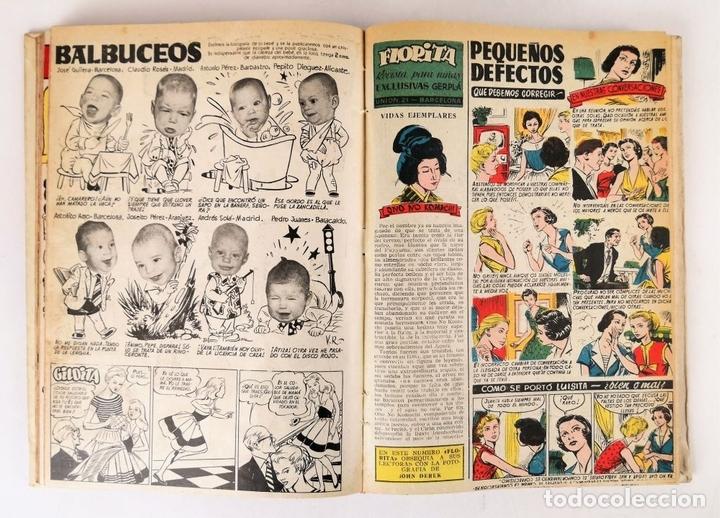 Tebeos: COLECCIÓN DE FLORITA. 145 REVISTA PARA NIÑAS. EDIT CLIPER. ESPAÑA. CIRCA 1950. - Foto 18 - 139546206