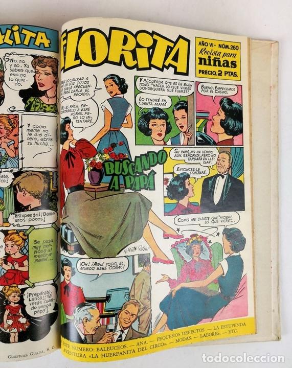 Tebeos: COLECCIÓN DE FLORITA. 145 REVISTA PARA NIÑAS. EDIT CLIPER. ESPAÑA. CIRCA 1950. - Foto 19 - 139546206