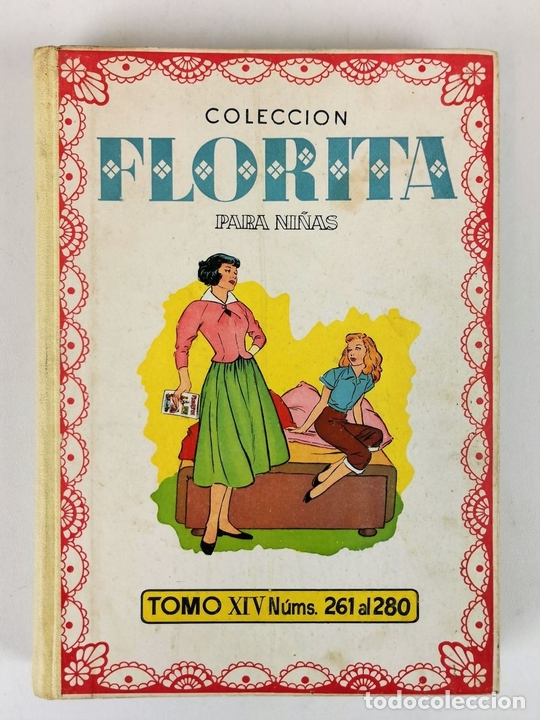 Tebeos: COLECCIÓN DE FLORITA. 145 REVISTA PARA NIÑAS. EDIT CLIPER. ESPAÑA. CIRCA 1950. - Foto 21 - 139546206