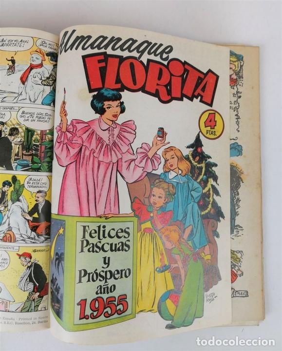 Tebeos: COLECCIÓN DE FLORITA. 145 REVISTA PARA NIÑAS. EDIT CLIPER. ESPAÑA. CIRCA 1950. - Foto 23 - 139546206