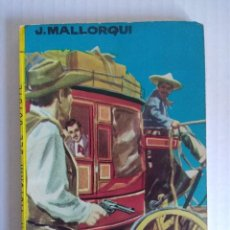 Tebeos: NOVELA EL COYOTE Nº14/EDITORIAL CID/JOSE MALLORQUI-JANO.. Lote 140138862