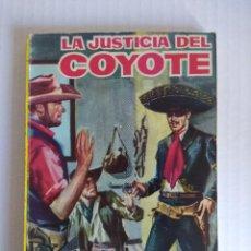 Tebeos: NOVELA EL COYOTE Nº13/EDITORIAL CID/JOSE MALLORQUI-JANO.. Lote 140138930