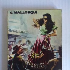 Tebeos: NOVELA EL COYOTE Nº11/EDITORIAL CID/JOSE MALLORQUI-JANO.. Lote 140139114