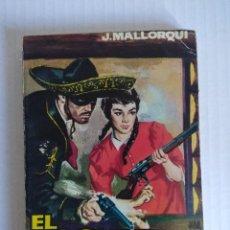 Tebeos: NOVELA EL COYOTE Nº9/EDITORIAL CID/JOSE MALLORQUI-JANO.. Lote 140139302