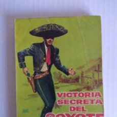 Tebeos: NOVELA EL COYOTE Nº8/EDITORIAL CID/JOSE MALLORQUI-JANO.. Lote 140139494