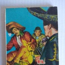 Tebeos: NOVELA EL COYOTE Nº7/EDITORIAL CID/JOSE MALLORQUI-JANO.. Lote 140139538