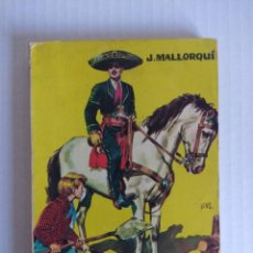 Tebeos: NOVELA EL COYOTE Nº5/EDITORIAL CID/JOSE MALLORQUI-JANO.. Lote 140139754