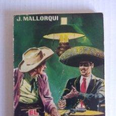 Tebeos: NOVELA EL COYOTE Nº4/EDITORIAL CID/JOSE MALLORQUI-JANO.. Lote 140139970