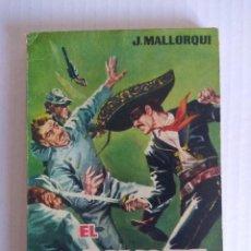 Tebeos: NOVELA EL COYOTE Nº3/EDITORIAL CID/JOSE MALLORQUI-JANO.. Lote 140140066