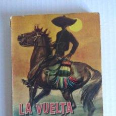 Tebeos: NOVELA EL COYOTE Nº2/EDITORIAL CID/JOSE MALLORQUI-JANO.. Lote 140140158