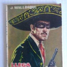 Tebeos: NOVELA EL COYOTE Nº1/EDITORIAL CID/JOSE MALLORQUI-JANO.. Lote 140140238