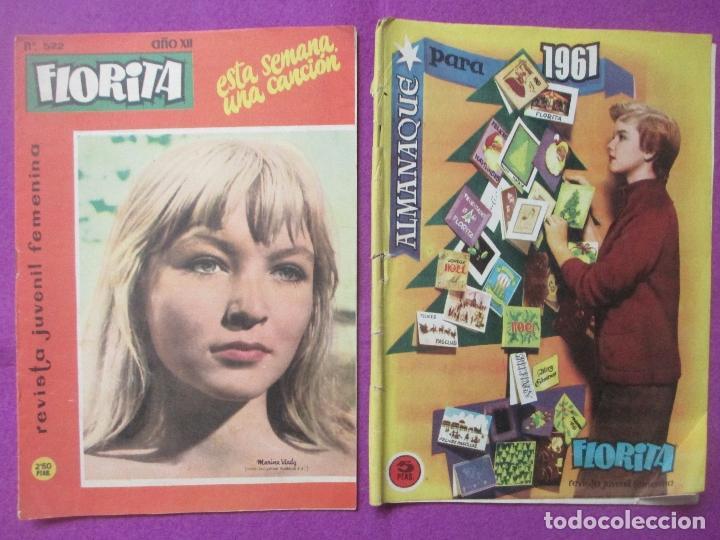 Tebeos: LOTE 81 TEBEOS FLORITA, TEBEO REVISTA PARA NIÑAS, ED. CLIPER, VER DESCRIPCION, VER FOTOS ADICIONALES - Foto 10 - 140819778