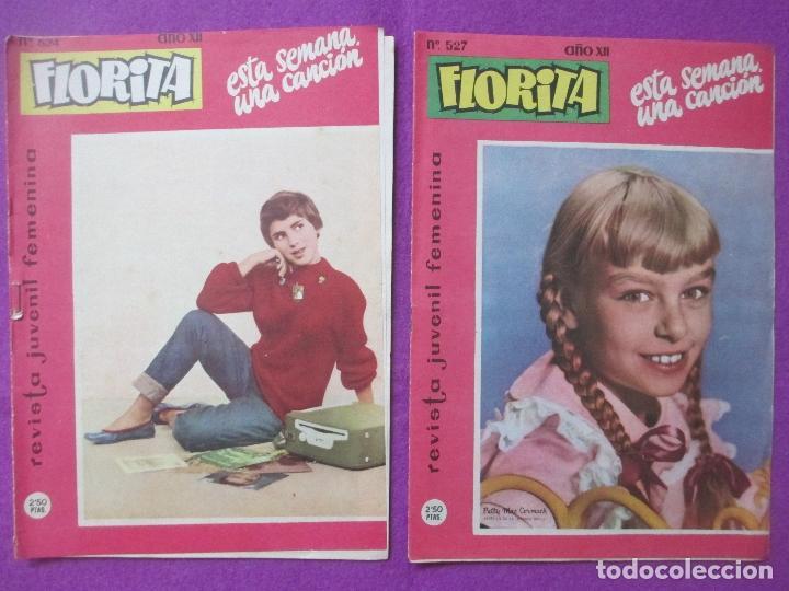 Tebeos: LOTE 81 TEBEOS FLORITA, TEBEO REVISTA PARA NIÑAS, ED. CLIPER, VER DESCRIPCION, VER FOTOS ADICIONALES - Foto 13 - 140819778