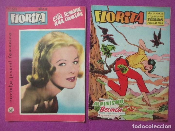 Tebeos: LOTE 81 TEBEOS FLORITA, TEBEO REVISTA PARA NIÑAS, ED. CLIPER, VER DESCRIPCION, VER FOTOS ADICIONALES - Foto 38 - 140819778