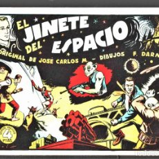 Tebeos: TEBEOS-COMICS CANDY - JINETE DEL ESPACIO - COMPLETA - CAH - DARNIS (JABATO) - DIFICIL *AA99. Lote 141561090