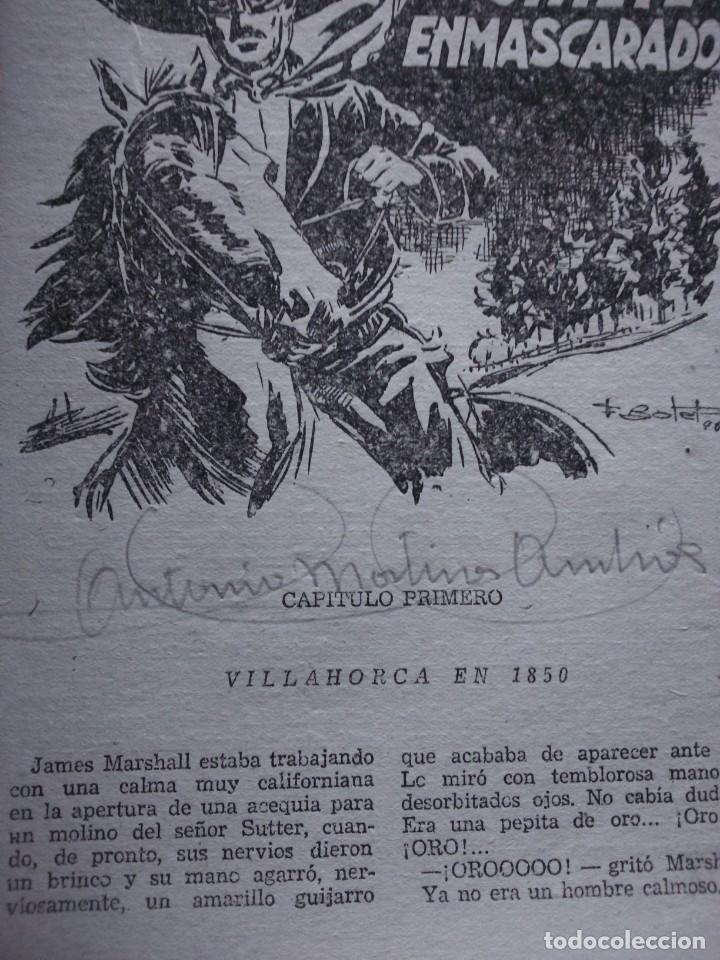 Tebeos: EL COYOTE EXTRAORDINARIO -- EDICIONES CLIPER AÑOS 40 -- LOTE DE 7 EJEMPLARES -- - Foto 6 - 142191986