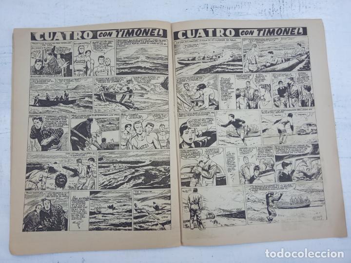 Tebeos: AVENTURERO ORIGINAL Nº 8 - CLIPER, VER IMAGENES - Foto 5 - 142283894