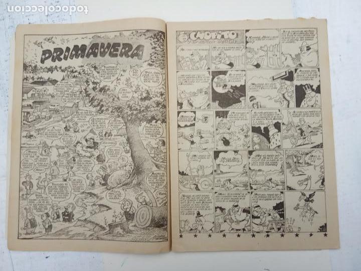 Tebeos: ALMANAQUE NICOLÁS ORIGINAL PARA 1953 - EDICIONES CLIPER - Foto 4 - 142465402