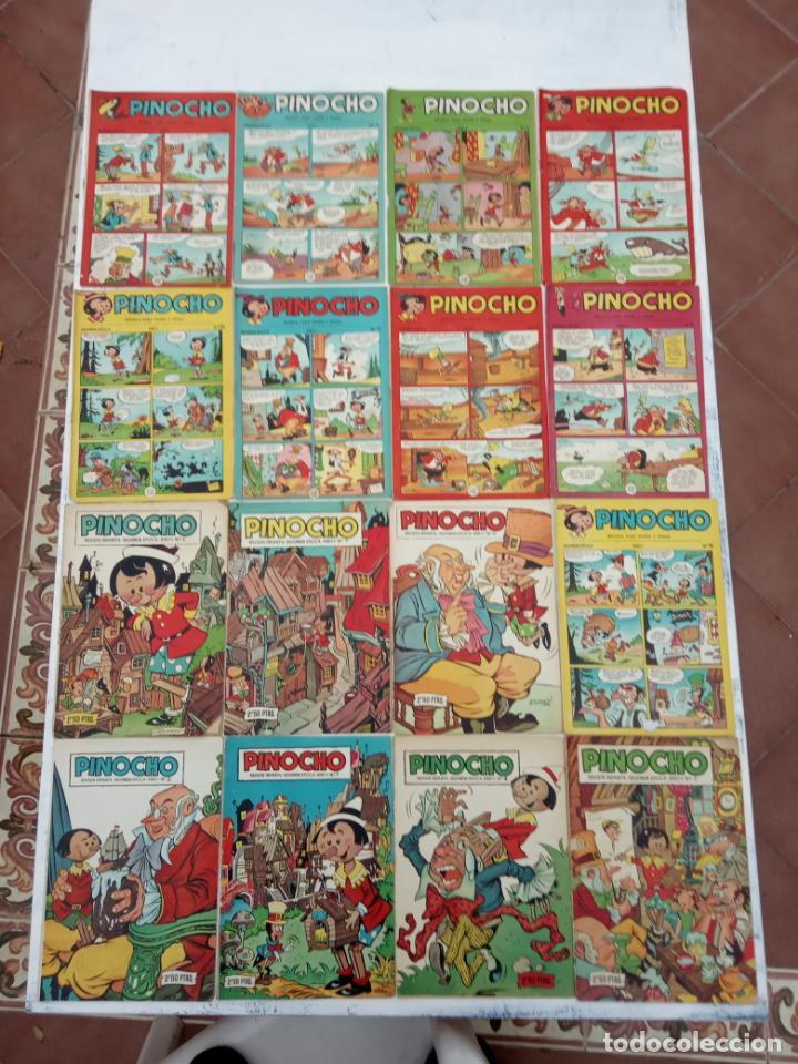 Tebeos: PINOCHO EDITORIAL CLIPER ORIGINAL LOTE 14 NºS - 1,2,4,5,6,12,16,18,22,26,27,28,29,30 VER PORTADAS - Foto 2 - 142466706