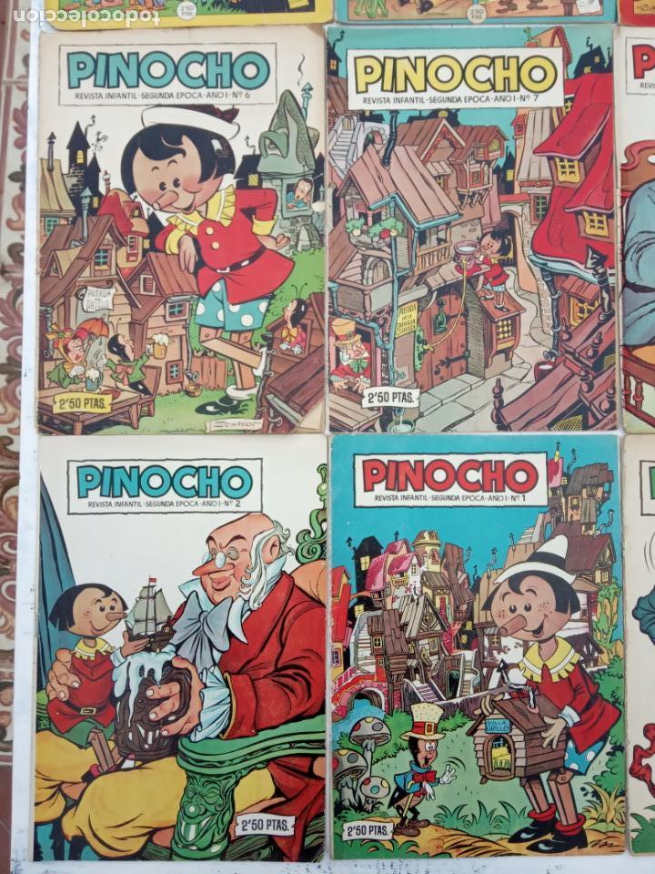 Tebeos: PINOCHO EDITORIAL CLIPER ORIGINAL LOTE 14 NºS - 1,2,4,5,6,12,16,18,22,26,27,28,29,30 VER PORTADAS - Foto 5 - 142466706