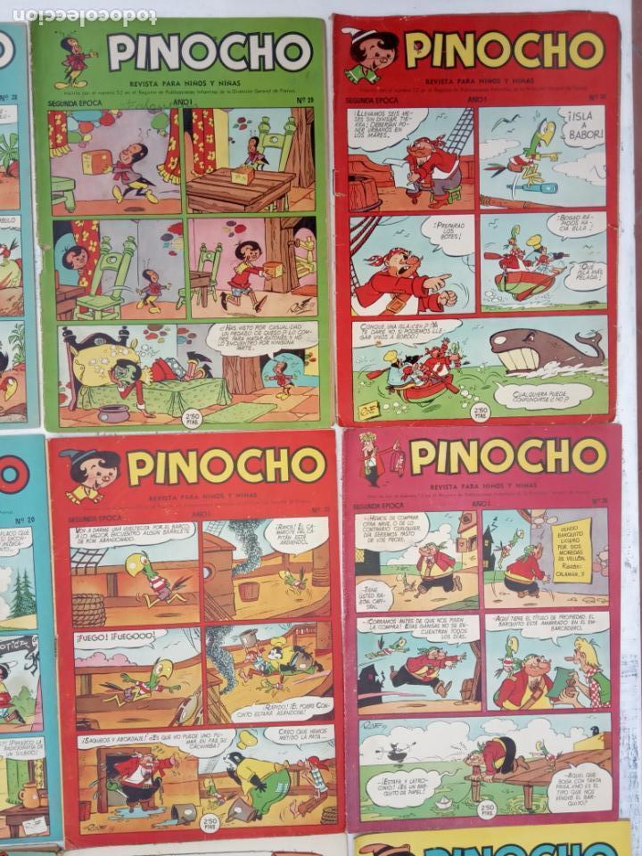 Tebeos: PINOCHO EDITORIAL CLIPER ORIGINAL LOTE 14 NºS - 1,2,4,5,6,12,16,18,22,26,27,28,29,30 VER PORTADAS - Foto 8 - 142466706
