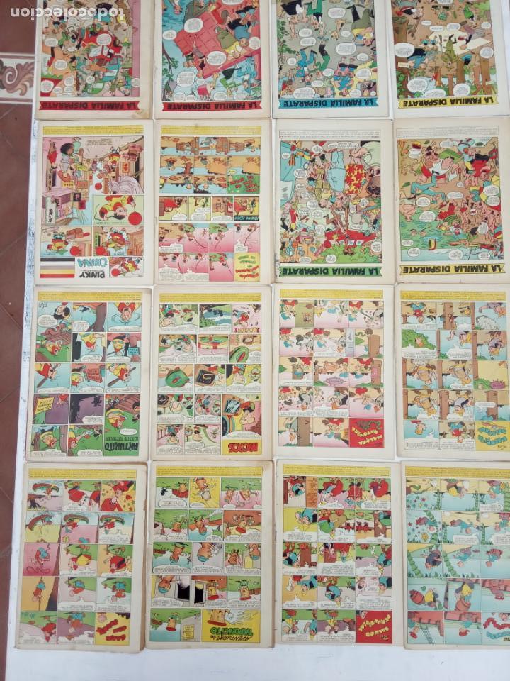 Tebeos: PINOCHO EDITORIAL CLIPER ORIGINAL LOTE 14 NºS - 1,2,4,5,6,12,16,18,22,26,27,28,29,30 VER PORTADAS - Foto 16 - 142466706