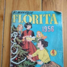 Tebeos: FLORITA ALMANAQUE 1956 D2. Lote 142758862