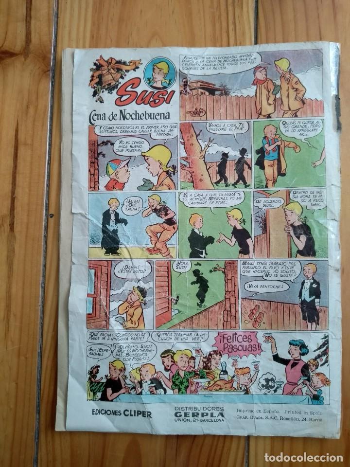 Tebeos: Florita Almanaque 1956 D2 - Foto 2 - 142758862