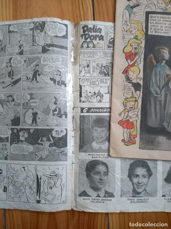 Tebeos: Florita Almanaque 1956 D2 - Foto 4 - 142758862
