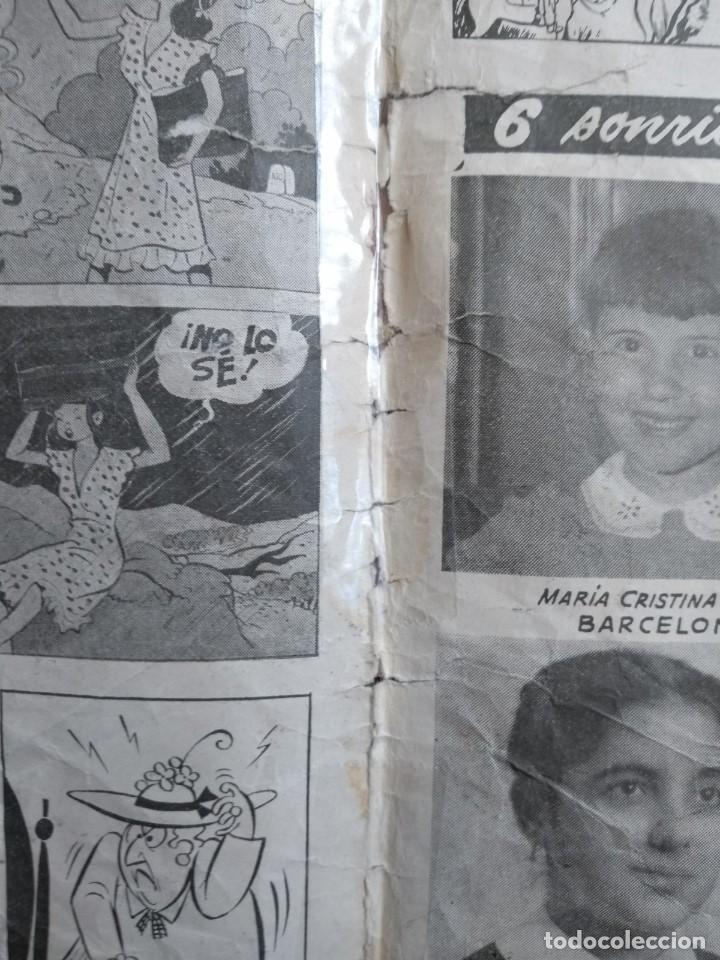 Tebeos: Florita Almanaque 1956 D2 - Foto 6 - 142758862