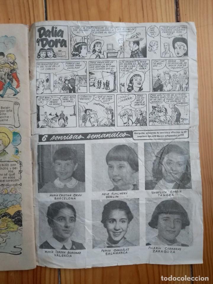 Tebeos: Florita Almanaque 1956 D2 - Foto 12 - 142758862