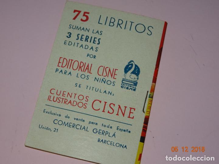 Tebeos: Antiguo EL AVARO Y EL MENDIGO de Cuentos Ilustrados CISNE Comercial GERPLÁ - Foto 2 - 143382198