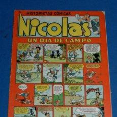 Tebeos - (M7) HISTORIETAS COMICAS NICOLES NUM 21 , EDC CLIPER , SEÑALES DE USO - 144445118
