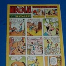 Tebeos - (M7) HISTORIETAS COMICAS NICOLES NUM 65 , EDC CLIPER , SEÑALES DE USO - 144445658