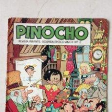 Tebeos: PINOCHO Nº 5 ORIGINAL - EDICIONES CLIPER. Lote 144447366
