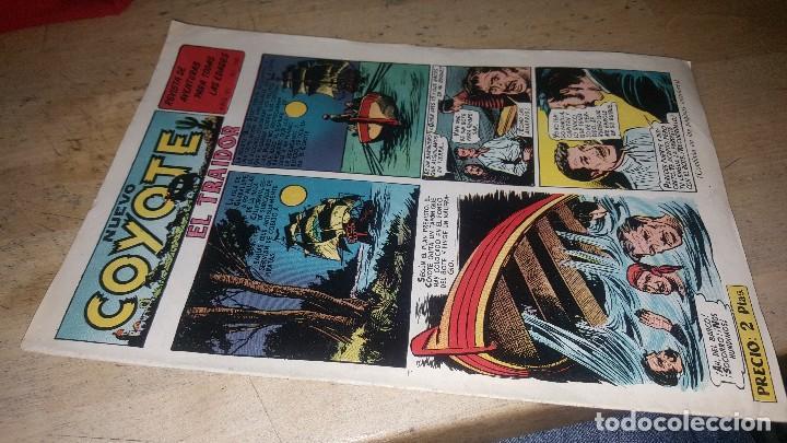NUEVO COYOTE N° 150, ORIGINAL BIEN CONSERVADO (Tebeos y Comics - Cliper - El Coyote)
