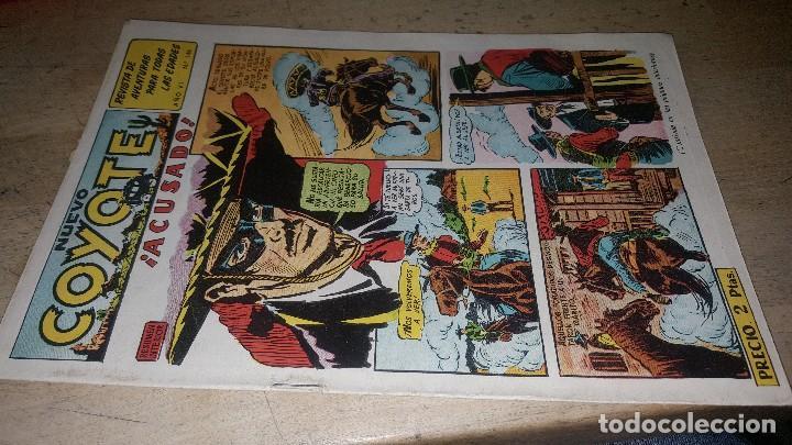 NUEVO COYOTE N° 146 ORIGINAL BIEN CONSERVADO (Tebeos y Comics - Cliper - El Coyote)
