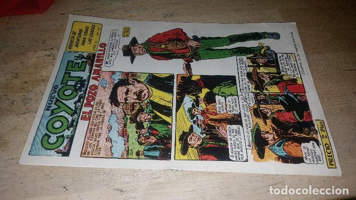 NUEVO COYOTE N° 147 ORIGINAL BIEN CONSERVADO (Tebeos y Comics - Cliper - El Coyote)