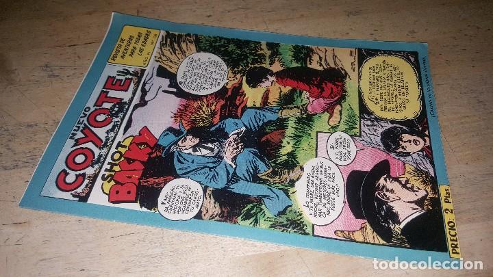 NUEVO COYOTE, N° 138, MUY BIEN CONSERVADO (Tebeos y Comics - Cliper - El Coyote)