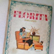 Tebeos: COLECCIÓN FLORITA PARA NIÑAS - TOMO I, NÚMEROS 1 AL 20. Lote 146503182