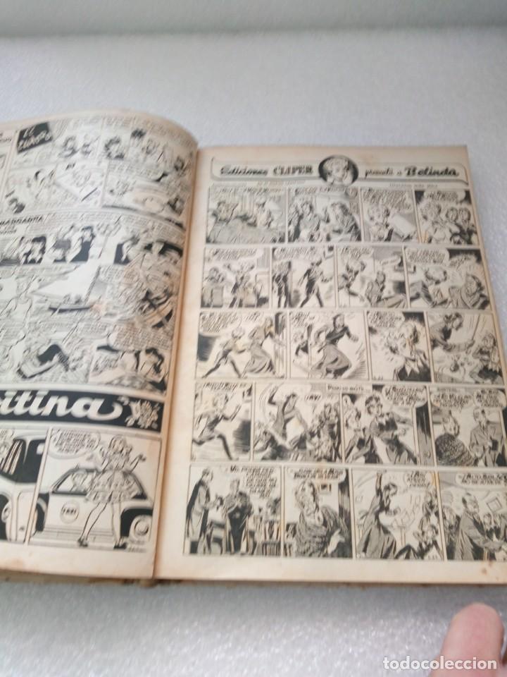 Tebeos: FLORITA EDICIONES CLIPER TOMO II 2 - NUMEROS DEL 21 al 40 COMIC TEBEO PARA NIÑAS - Foto 11 - 146503698