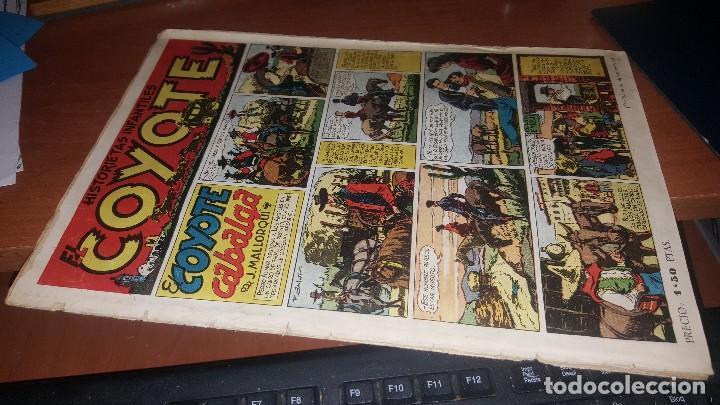 HISTORIETAS INFANTILES EL COYOTE, N° 1 DE LA COLECCION, PROCEDE DE ENCUADERNACION (Tebeos y Comics - Cliper - El Coyote)