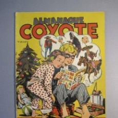 Tebeos: COYOTE, EL (1947, CLIPER) 34 · 23-XII-1948 · ALMANAQUE COYOTE 1949. Lote 146764070
