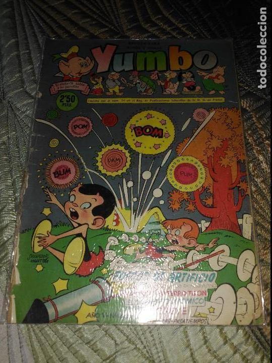 Tebeos: Yumbo Lote de 6 cómics Nº 237-242-249-250-251-253 PROCEDENTES DE ENCUADERNACIÓN - Foto 6 - 151613202